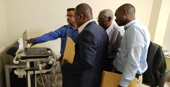 Journée Portes Ouvertes de la Clinique Gombe