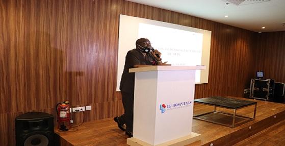Prévention et Dépistage du cancer du sein Orateur: Docteur Charlotte NDANDU