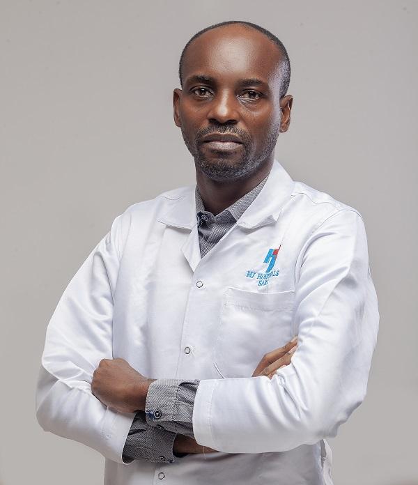 Docteur Ada Kalunda Magwadji