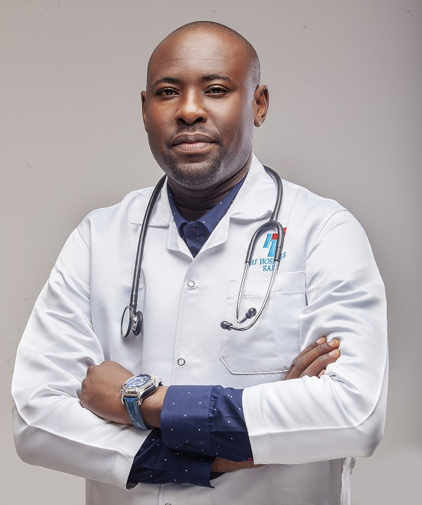 Dr. Ipan Jacques