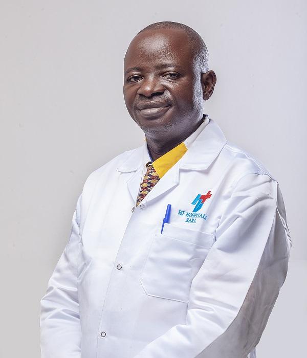 Docteur Bangambe Buama Joseph