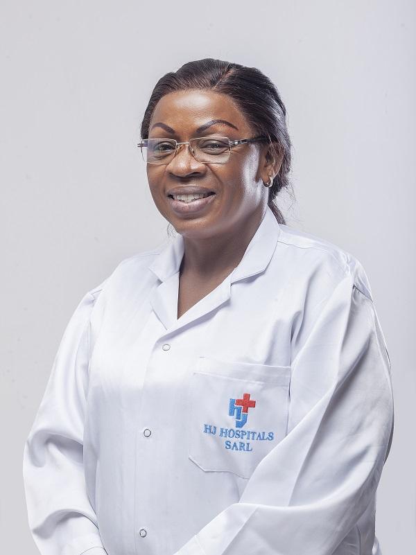 Docteur Ndandu Charlotte