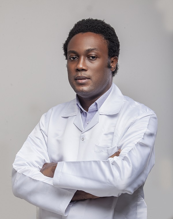Dr. Kabongo Dimuka